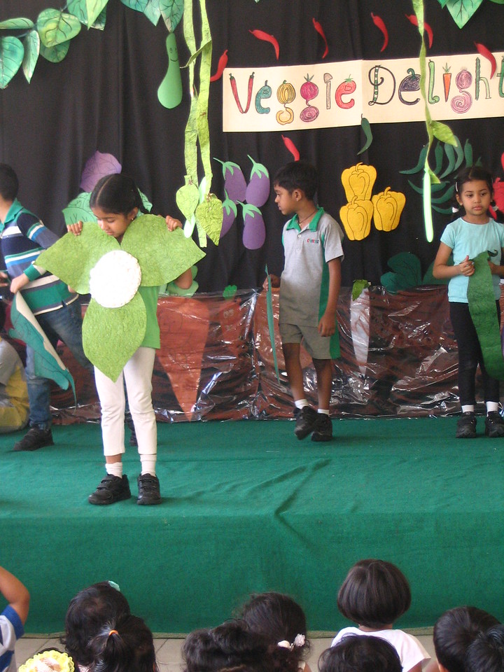 DEVELOPING COMMUNICATION SKILLS - ASSEMBLY PRESENTATION ON ABOVE GROUND VEGETABLES (6)