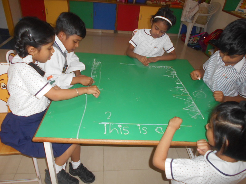 DEVELOPING LITERACY SKILLS - FRAMING QUESTIONS TO ANSWERS (9)