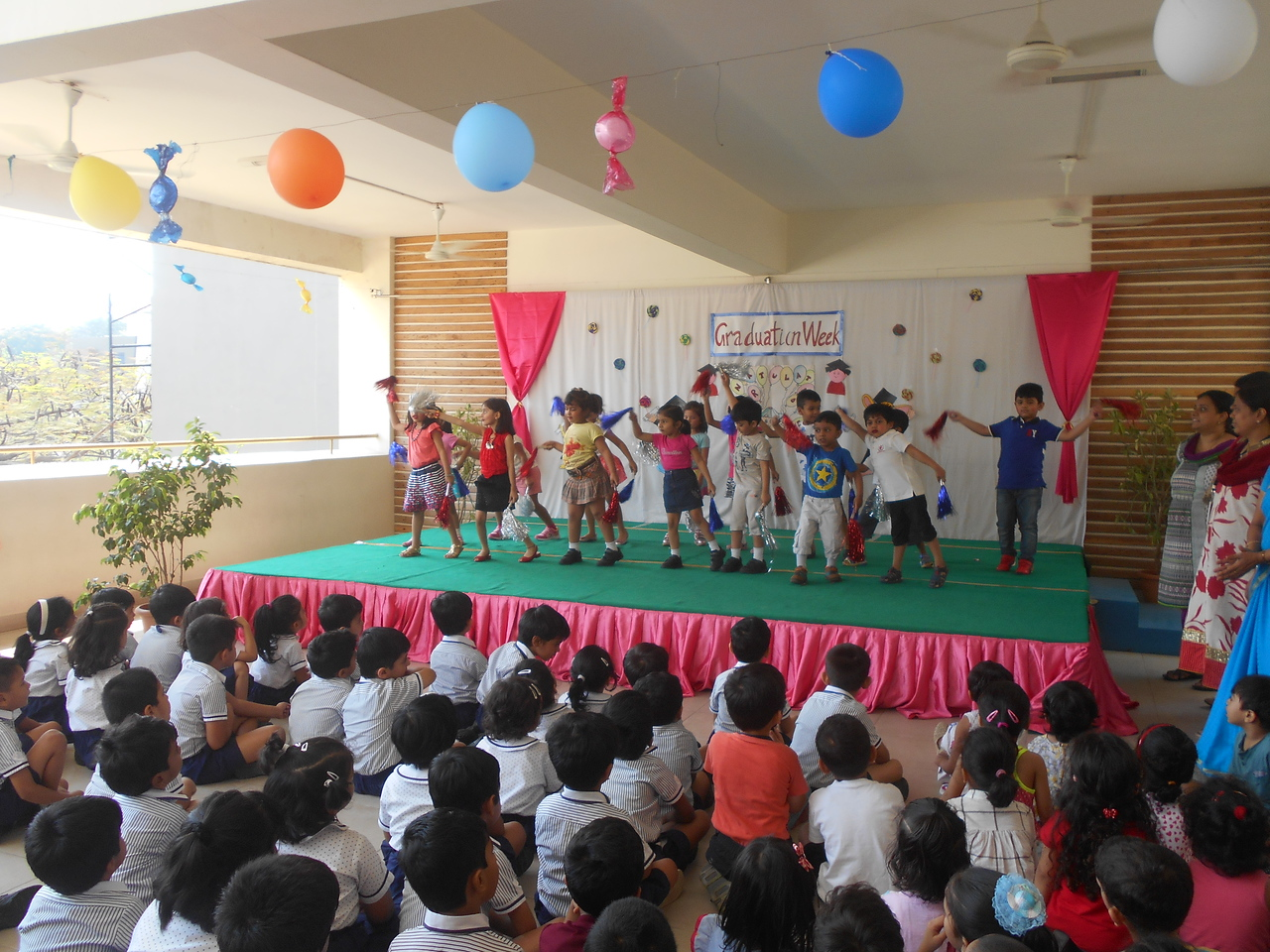 A PERFOMANCE PUT UP BY PPI's