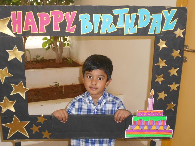 HAPPY BIRTHDAY ADARSH