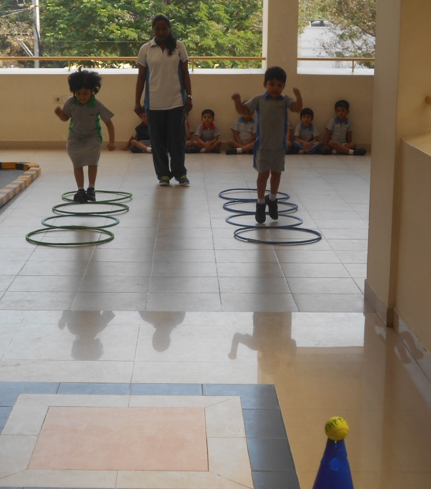 P E T CLASS- PHYSICAL DEVELOPMENT