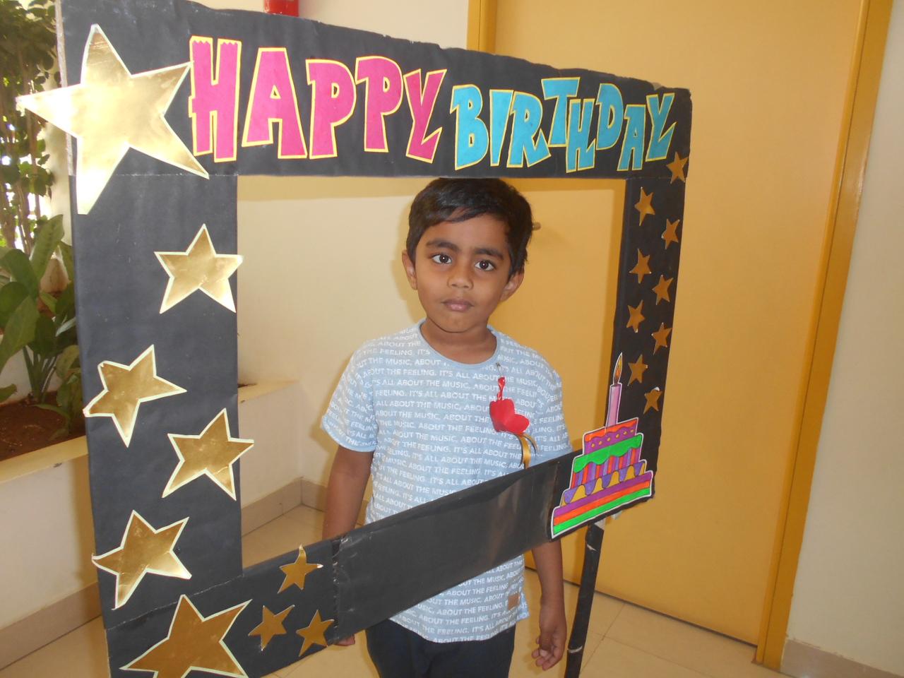 HAPPY BIRTHDAY ARJUN