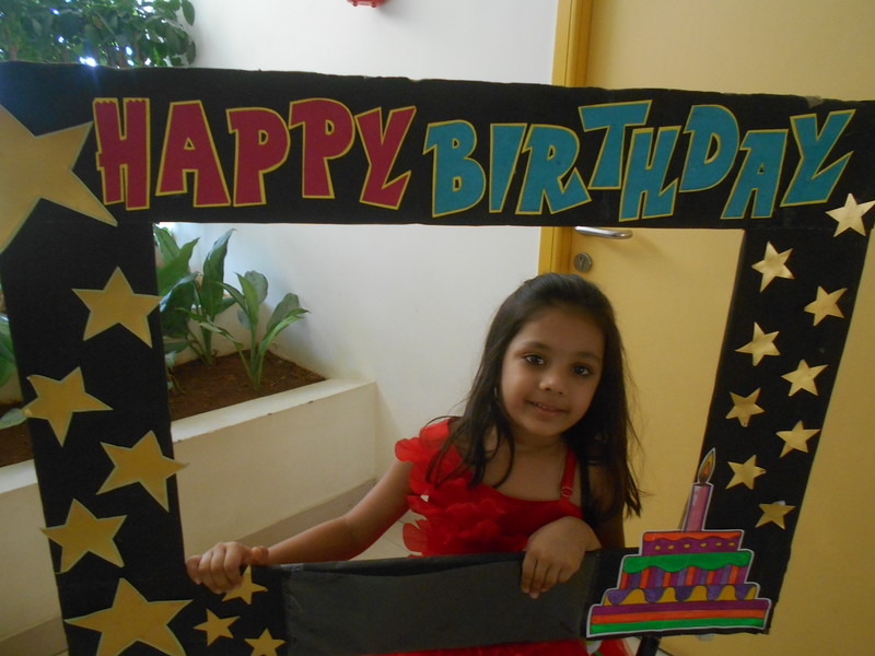 HAPPY BIRTHDAY DEVANSHI!