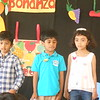 ADARSH AND RIYANSH CELEBRATING THEIR BIRTHDAY AT THE SCHOOL