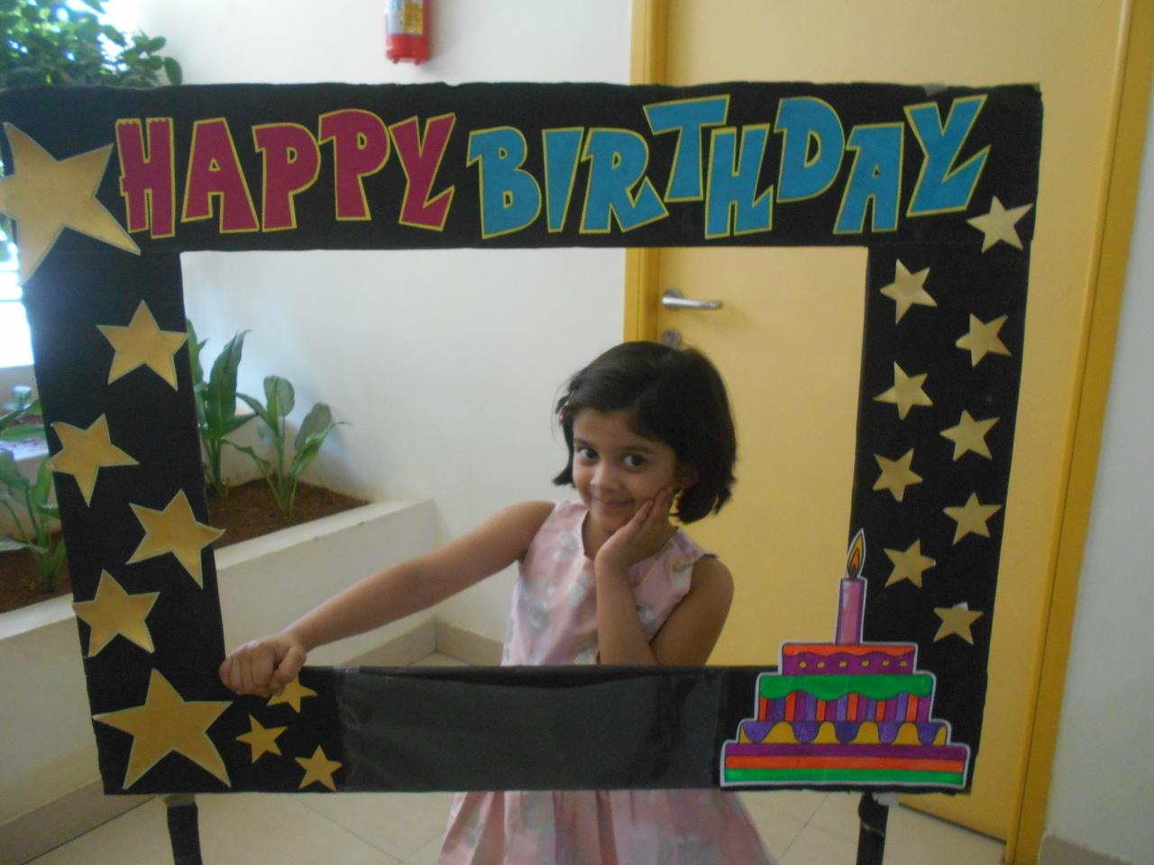 HAPPY BIRTHDAY ANIKA VARMA