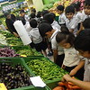 A REAL EXPERIENCE WITH FRUITS AND VEGETABLES DURING THE FIELD TRIP