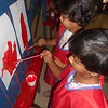 DEVELOPING FINE MOTOR SKILLS AND CREATIVE SKILLS- EASEL BOARD PAINTING (8)