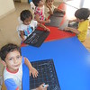 DEVELOPING FINE MOTOR SKILLS BY USING SLATE (2)