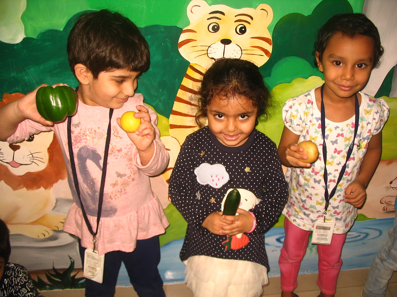 DEVELOPING LANGUAGE AND SOCIAL SKILLS THROUGH SHOW AND TELL (3)