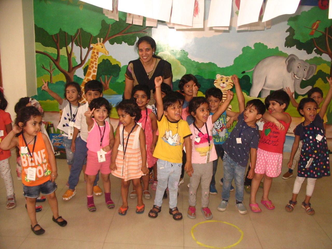 PARENT ACTIVITY- Ms  SAKINYA SUNKARA (1)