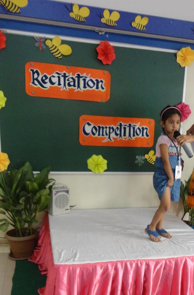 RECITATION COMPETITION!! (5)