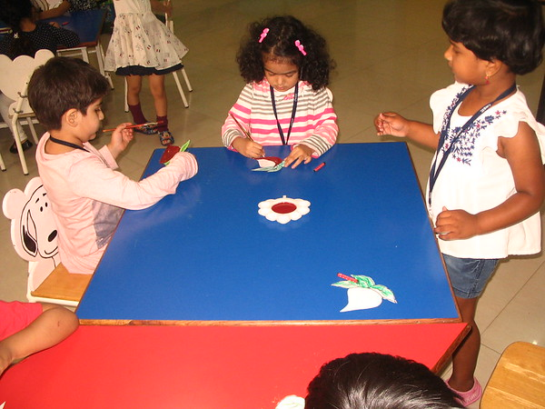 DEVELOPING FINE MOTOR AND EYE HAND COORDINATION- PAINTING ACTIVITY (7)