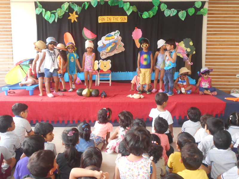 DEVELOPING LANGUAGE AND COMMUNICATION AND SOCIAL SKILLS FOR ASSEMBLY PRESENTATION (5)