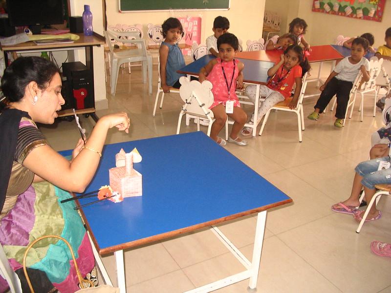 PARENT ACTIVITY- Ms  SAKINYA SUNKARA (3)