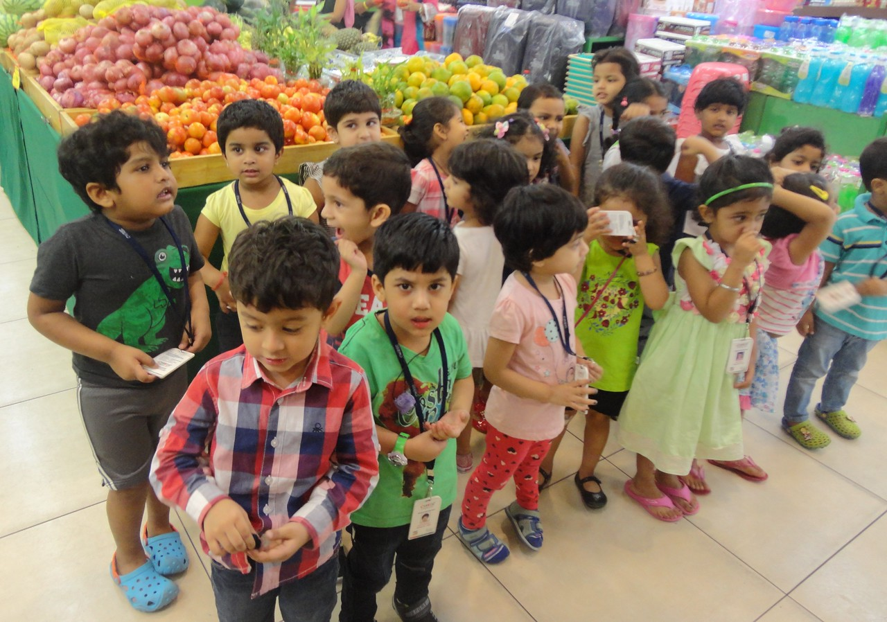 OUR FIELD TRIP TO FRUIT AND VEGETABLE MART (1)