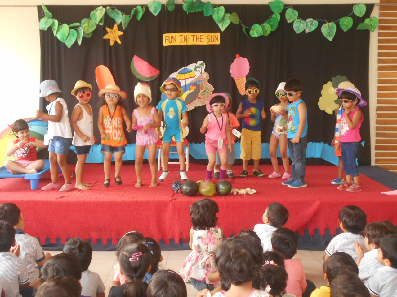DEVELOPING LANGUAGE AND COMMUNICATION AND SOCIAL SKILLS FOR ASSEMBLY PRESENTATION (1)