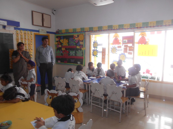 PARENT ACTIVITY BY MRS KAVERI SHRIVASTAVA 5