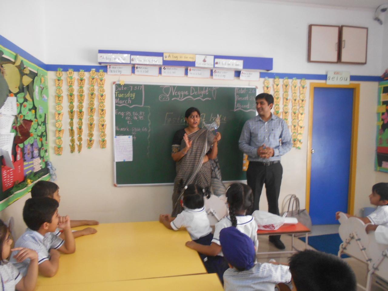 PARENT ACTIVITY BY MRS KAVERI SHRIVASTAVA 2