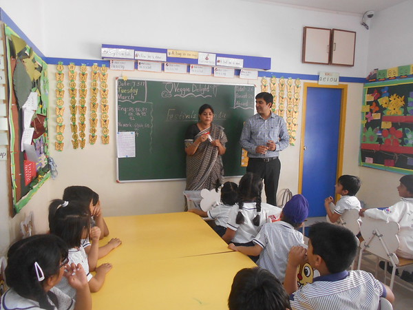 PARENT ACTIVITY BY MRS KAVERI SHRIVASTAVA 3