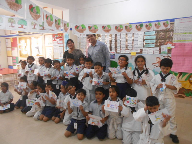 PARENT ACTIVITY BY MS KAVERI SHRIVASTAVA