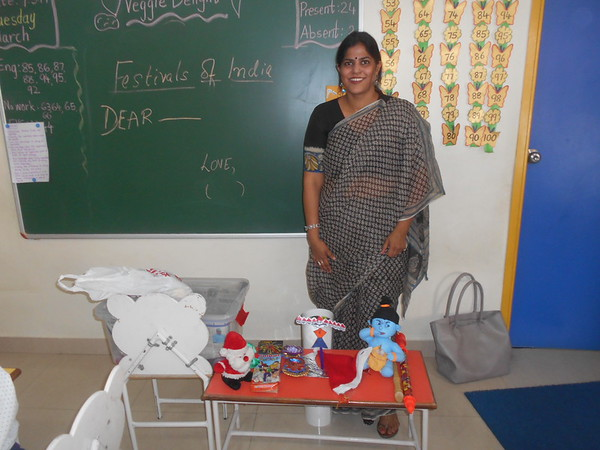 PARENT ACTIVITY BY MRS KAVERI SHRIVASTAVA 4