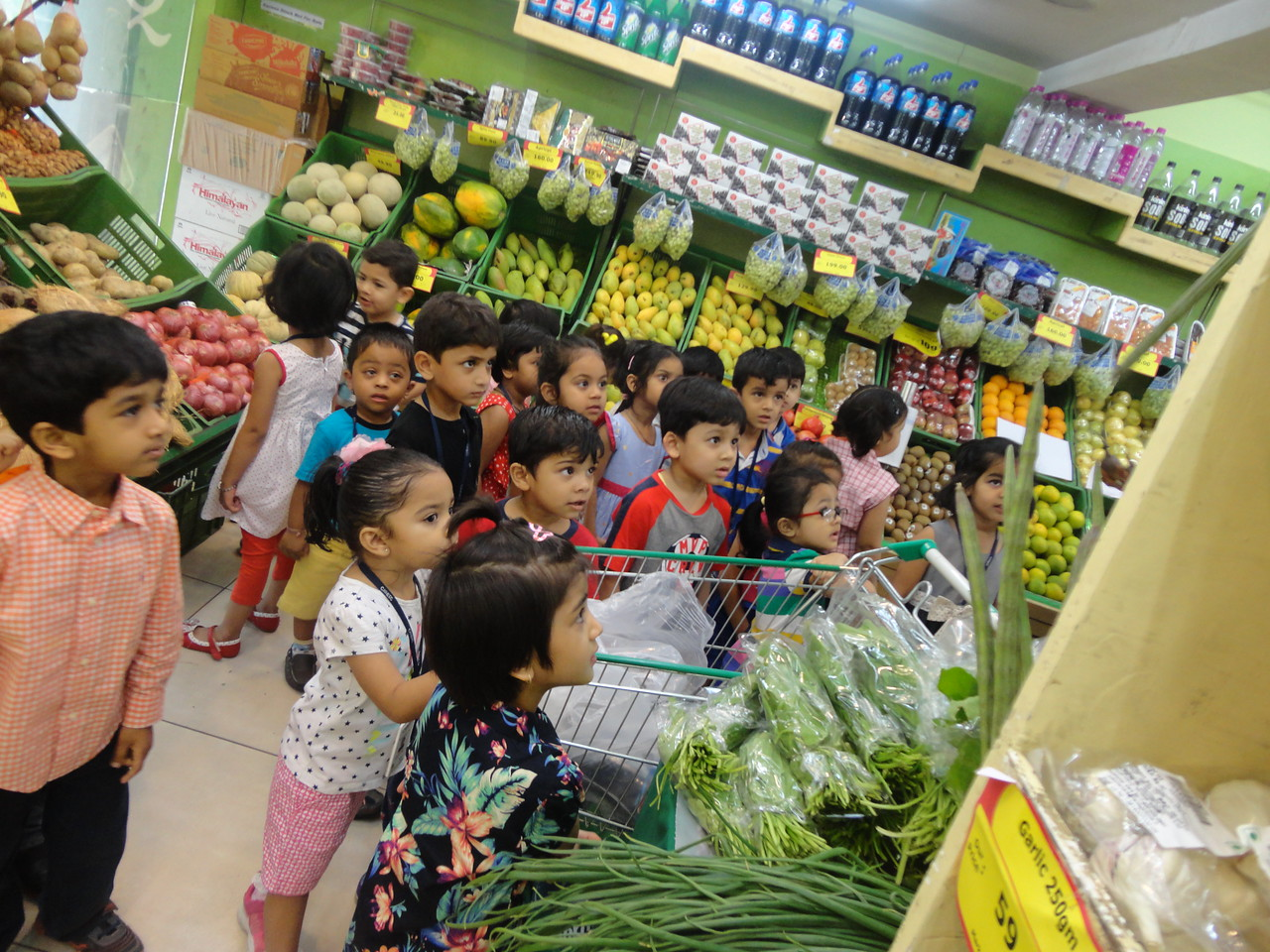 DEVELOPING SOCIAL, COGNITIVE AND COMMUNICATION SKILLS THROUGH FIELD TRIP TO MARKET (4)