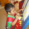DEVELOPING CREATIVE, FINE MOTOR AND SOCIAL SKILLS THROUGH PAINTING ACTIVITY (2)