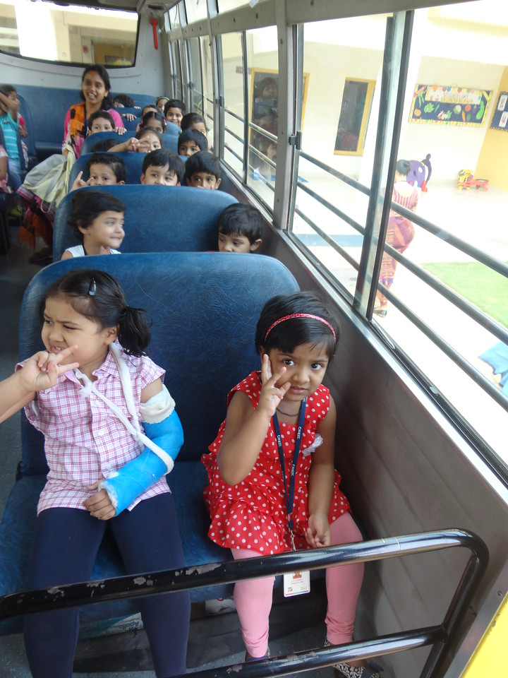 GEARING UP FOR FIELD TRIP (3)