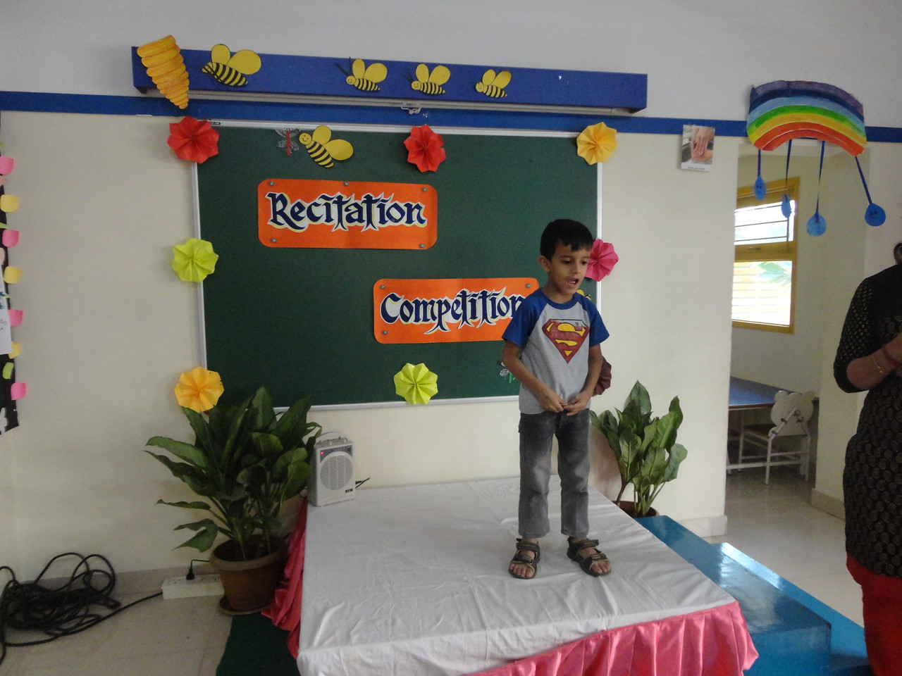 RECITATION COMPETITION (4)