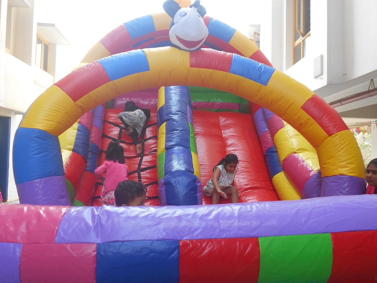 CHILDRENS DAY CELEBRATIONS IN GACHIBOWLI CAMPUS