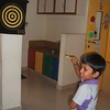 DEVELOPING COGNITIVE AND MOTOR SKILLS -INDOOR GAMES- PLAYING  DART GAME