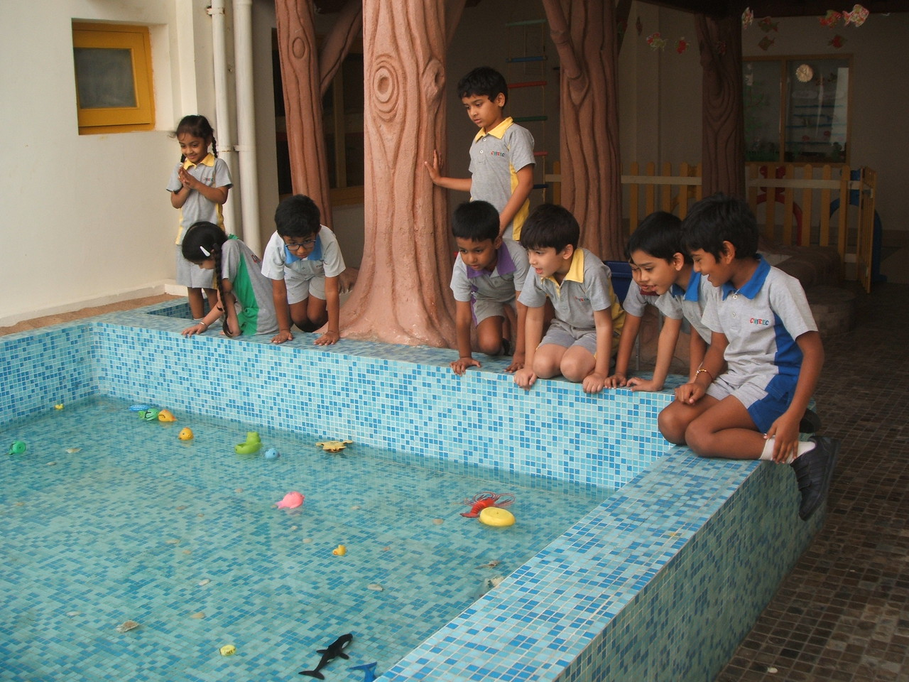 DEVELOPING OBSERVING  SKILLS DURING THE TOPIC WATER KINGDOM - IDENTIFYING WATER ANIMALS