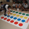 DEVELOPING COGNITIVE AND MOTOR SKILLS -INDOOR GAMES- TWISTER