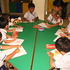 TIME TO BOND COLOURING ACTIVITY CONDUCTED BY PARENT OF MISHIKA