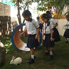 RELATING CLASSROOM LEARNING TO OUTSIDE WORLD DURING THE TOPIC FARM ANIMALS
