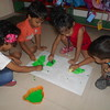 DEVELOPING FINE MOTOR AND CREATIVE SKILLS- MAGIC  PAINTING