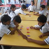 BUILDING NUMERACY SKILLS -- WORKING TOGETHER TO CREATE PATTERNS