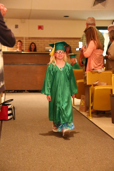 Kindergarten / 8th grade GRADUATION