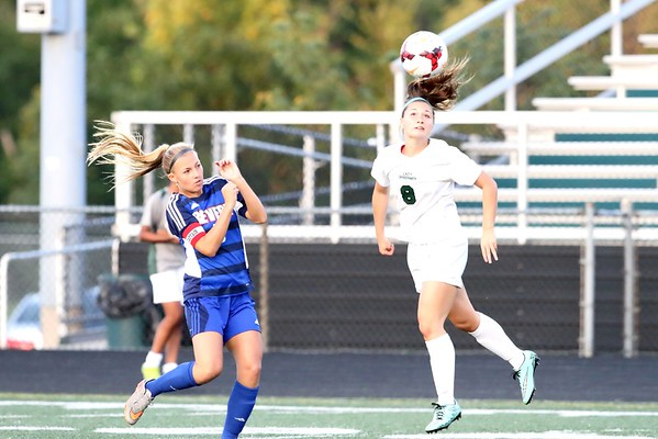 Ladies Soccer - Revere @ Aurora