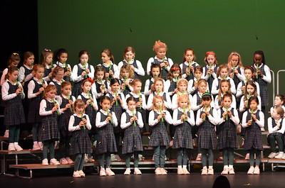Holiday Concert - Groups I-IV