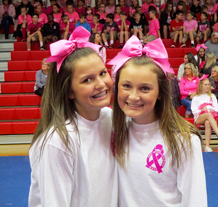 Pink-Out Pep Rally
