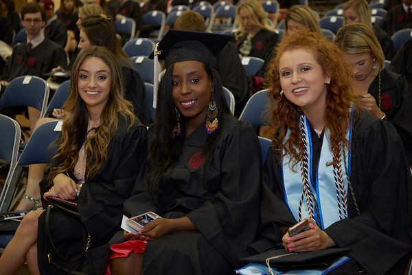 May 2017 Commencement