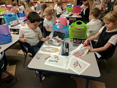Mrs. Dinkel's Kindergarten Class