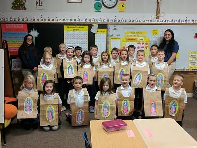 Mrs. Weber's 1st Grade Class