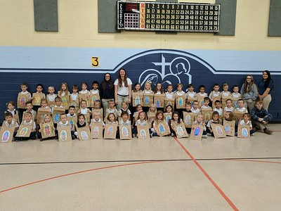 HFE Kindergarten and TMP-Marian Students