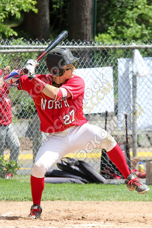 North Attleboro-Bishop Feehan Baseball - 05-27-17