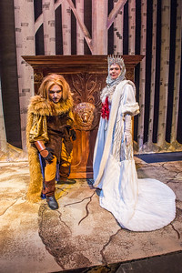 The Lion, the Witch and the Wardrobe promos