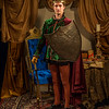 The Lion, the Witch and the Wardrobe portraits