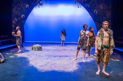 Torak the Inadequate dress rehearsal