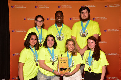 130-14964- SNHU White and the Seven Dwarves- New Hampshire- Challenge: Improvisational- First Place-